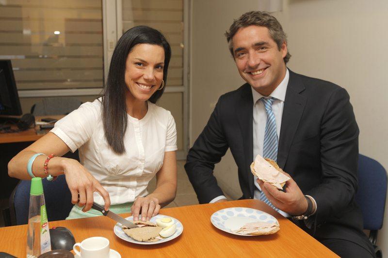 Matrimonio Jose Luis Repenning : Rostros los alegres desayunos de cata edwards y josé luis